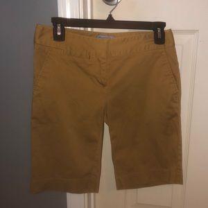 SimplyVera Vera Wang Bermuda Shorts